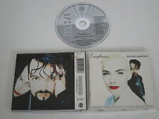 EURYTHMICS/WE TOO ARE ONE(RCA PD 74251) CD ALBUM