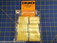 Koford M603 Motor Boxes (6) 1/24 Slot Car from Mid America Raceway