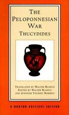 The Peloponnesian War (Norton Critical Editions) by Thucydides Ships Fast