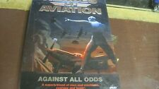 HEROES OF AVIATION AGAINST ALL ODDS DVD 5 DISCS BONUS BOOKLET COLLECTOR TIN