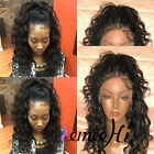 100% Indian Remy Human Hair Body Wave Lace Front/Full Lace Wig 12