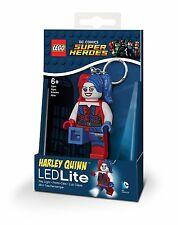 Harley Quinn Lego Keyring with LED Lights Keylight