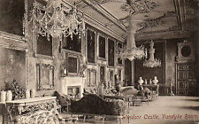 Vintage Postcard of the VANDYKE ROOM, WINDSOR CASTLE, BERKSHIRE c1907 (OA)