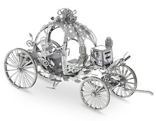 Disney Authentic✿Metal Earth Model 3D Kit✿Princess Cinderella Pumpkin Carriage