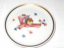 Berta Hummel Museum Miniature Plate Collection 1978