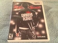 Wii Rolling Stones Drum King for Nintendo Wii