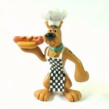 "Scooby Doo Chef Scooby Glow in the Dark 2.5"" Action Figure Baby Boy Kid Gift Toy"