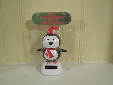 Case of 48 Solar Dancing penguin new in package Christmas holiday
