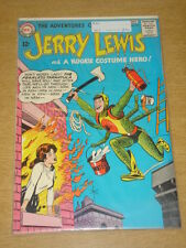 ADVENTURES OF JERRY LEWIS #84 VG+ (4.5) DC COMICS SEPTEMBER 1964 **