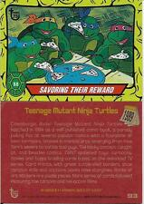 2013 Topps 75th Anniversary #93 Teenage Mutant Ninja Turtles   Leonardo   1989