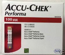 Accu Chek Performa 100 Test Strips