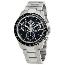 Tissot T-Sport V8 Black Dial Chronograph Mens Watch T1064171105100