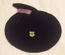 New With Tags Original Collectable Harry Potter Hogwarts School Wizard Hat.