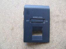 Sony VAIO VGN-G VGN-G11VN PCG-5E1M WIFI Wireless Switch Cover Trim