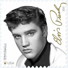 Forever Elvis 18 track CD (US Post Office Elvis Presley Issue)
