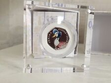 BEATRIX POTTER - JEMIMA PUDDLE-DUCK SILVER PROOF 50p COIN - SOLD OUT AT THE MINT