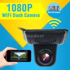 Toguard Full HD 1080P WiFi Car Dash Cam DVR Camera Novatek 96655 Battery Free