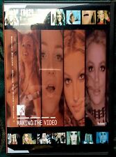 Britney Spears: Mtv Making The Video Collection DVD