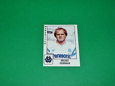 PANINI FOOTBALL FOOT 90 N°132 GERMAIN OLYMPIQUE MARSEILLE OM 1989-1990