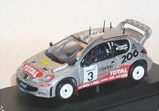 Peugeot 206 WRC No.3 H.Rovanperä/R.Dietilainen