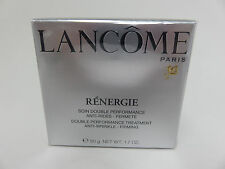 Lancome RENERGIE Double Performance Treatment Anti-Wrinkle/Firming 1.7 oz SEALED