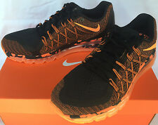 Nike Air Max 2015 Prm Premium 749373-008 Total Marathon Running Shoes Men's 10
