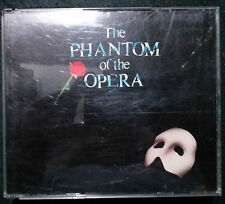 THE PHANTOM OF THE OPERA - DOUBLE CD WEST GERMAN RELEASE