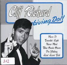 Cliff Richard + CD + Living Doll + 20 starke und kultige Songs + NEU + OVP +