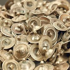 50 - TELPEK (hat) Tribal BUTTONS BellyDance OLD Authentic ATS Belly Dance