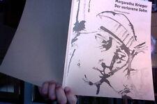 DER VERLORENE SOHN 20 Rohrfederzeichnungen Krieger Margarethe Heidelberg