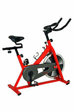 Sunny Health Fitness Adjustable Indoor Stationary Cycling Workout Bike SF-B1001