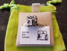 Authentic Chamilia Christmas Carolers Charm