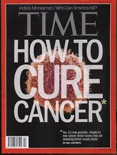 Time Magazine - April 1st 2013 - How To Cure Cancer