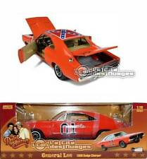 The Dukes of Hazzard 1969 Dodge Charger General Lee 1:18 Auto World AMM964
