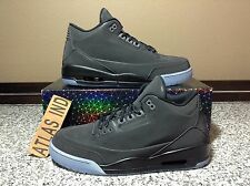 AIR JORDAN 5LAB3 Black 3M Nike III 1 4 5 6 7 8 9 12 13 Cement BHM DB Retro 88 11
