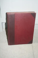 WW2  HAMMERTON  LEATHER SPINED  INDIVIDUAL  VOLUME THE SECOND GREAT WAR  vol 4