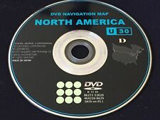 2007 RX RX350 RX400h Generation 5 Navigation DVD Map # U30 05.1