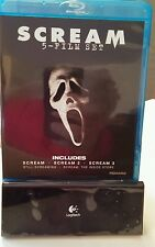 The Ultimate Scream Collection (Blu-ray Disc, 2011, 4-Disc Set) - Free Shipping