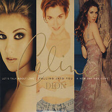 Let's Talk About Love/Falling into You/A New Day Has Come -  Céline Dion 3 CD