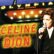 A l'Olympia Celine Dion MUSIC CD