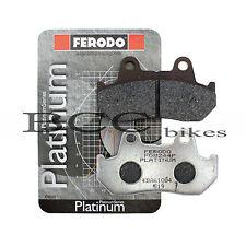 Ferodo Bremsbeläge - Honda VF 1000 F2 - SC15 - Bj.85-85 - FDB244P