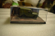JAMES BOND CARS COLLECTION 045 LAND ROVER SERIES III THE LIVING DAYLIGHTS