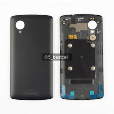 New Black LG Nexus 5 D820 D821 Battery Back Door Cover Case & NFC Vibrator