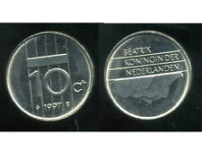 PAYS BAS  10 cents 1997