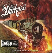 The Darkness - One Way Ticket to Hell...And Back [PA]  (CD, Nov-2005, Atlantic (