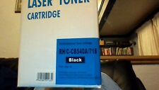 Remanufactured Laser Toner for HP and Canon  RH/C-CB540A/716 Black