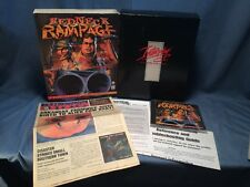 Computer PC Big Box Game Redneck Rampage Complete