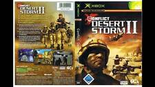 Conflict: Desert Storm II - Back to Baghdad  (Xbox, 2003)