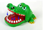 Xmas Funny Game Big Crocodile Mouth Dentist Bite Finger Game Toy For Kids Adult