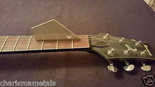 Guitar High Fret Rocker Level Luthier Laser Cut Tool Stainless Steel 304 2B - UK